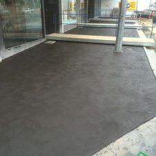 Preparation for Concrete Paving by Genform Concrete