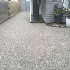 Melbourne Weatherboard Residential Concreting Project - Completed