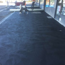 Local council / commercial footpath concreting in Melbourne by Genform Concrete